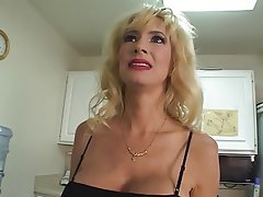 Blowjob, Facial, Big Boobs, Blonde, Anal