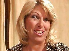 Anal, Blonde, Casting, Cumshot