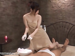 Amateur, Asian, Feet, Massage