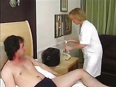Creampie, Facial, Massage, Mature