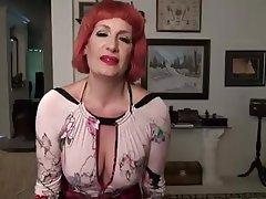 Masturbation, Mature, Redhead