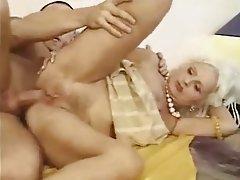 Anal, Blonde, Granny, Hairy, Mature