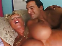 Big Boobs, Blowjob, Cumshot, Mature, Old and Young