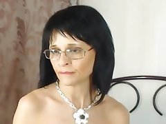Webcam, Brunette, Mature, MILF