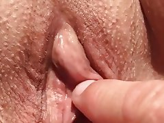 French, Amateur, Massage, Pussy