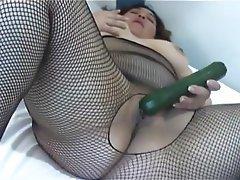 Masturbation, Mature, Spanish, High Heels