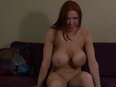 Mature, Redhead, MILF, Big Tits