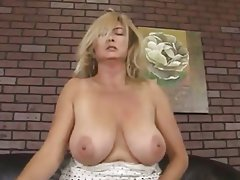 Big Boobs, Blonde, Mature
