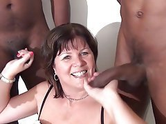 British, Facial, Interracial, Mature