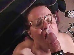 Amateur, Blowjob, Cumshot, Facial, Mature