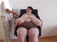 Mature women fat nudist