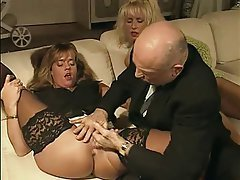 German, Group Sex, MILF, Old and Young, Swinger