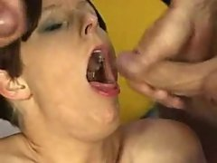 Blowjob, Facial, Mature, Thai