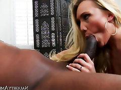 Big Ass, Big Cock, Cumshot, Interracial