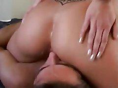 Cumshot, Amateur, Ass Licking, Cuckold