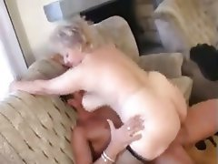 BBW, Blowjob, Cumshot, Granny, Old and Young
