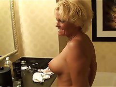 Blonde, Mature, Amateur, MILF