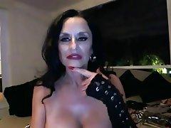 Granny, Mature, Webcam