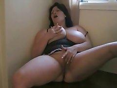 Anal, BBW, Masturbation, Orgasm