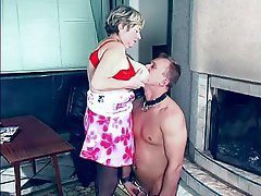 Femdom, Granny, Mature, Old and Young