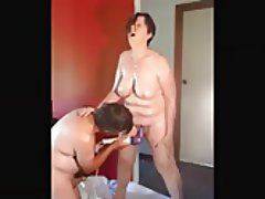 BBW, Big Boobs, Mature, Orgasm