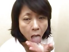 Asian, Cumshot, Granny, Hairy