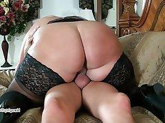 BBW, Big Boobs, Big Butts, Mature
