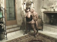 BDSM, Bondage, Facial, Mature