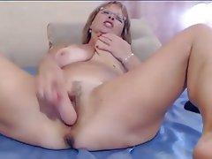 Amateur, Masturbation, MILF, Webcam