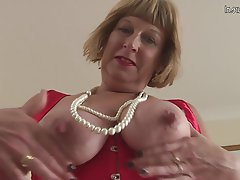 Amateur, Granny, Mature, MILF, Stockings