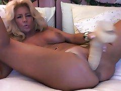 Blonde, Mature, MILF, Mature, Webcam